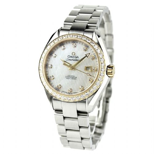 OMEGA Seamaster Aqua Terra Ladies Watch 231.25.34.20.55.004